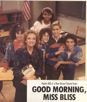 Серіал «Доброе утро, мисс Блисс» (1987 – 1989)