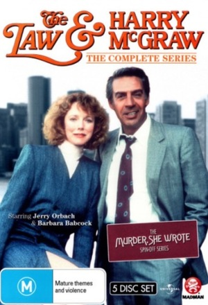 Сериал «Закон и Гарри МакГроу» (1987 – 1988)