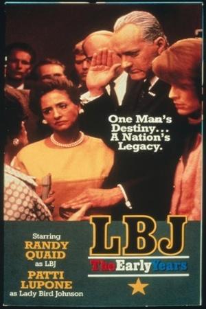 Фільм «Линдон Бейнс Джонсон: Ранние годы» (1987)