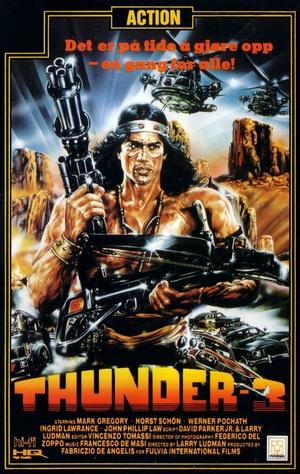 Фильм «Гром 3» (1988)