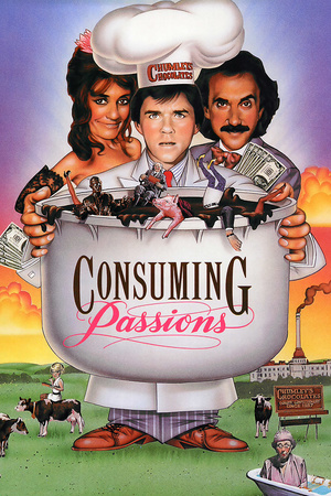 Фільм «Всепожирающие страсти» (1988)