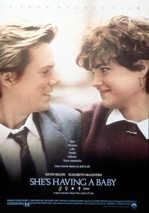 Фильм «У неё будет ребёнок» (1988)