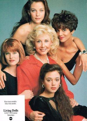 Серіал «Живые куклы» (1989)