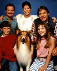 Серіал «Нові пригоди Лессі» (1989 – 1992)