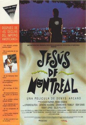 Фильм «Иисус из Монреаля» (1989)