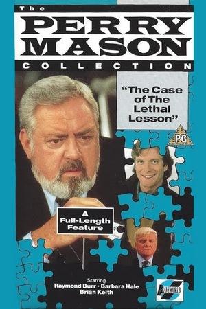 Фільм «Перри Мейсон: Дело о смертельном уроке» (1989)
