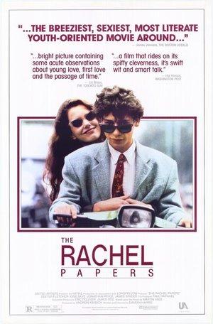 Фильм «Досье на Рэйчел» (1989)