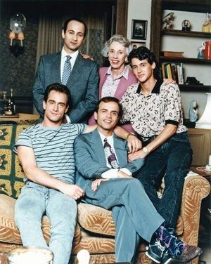Серіал «The Fanelli Boys» (1990 – 1991)
