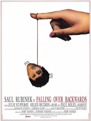 Фильм «Falling Over Backwards» (1990)