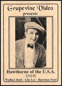 Фільм «Hawthorne of the U.S.A.» (1919)