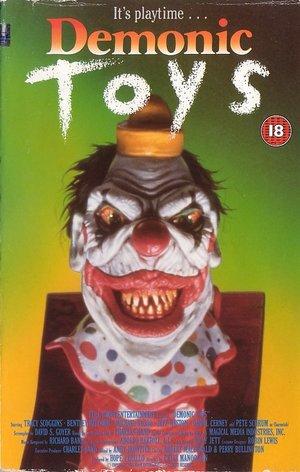 Фільм «Демонічні іграшки» (1992)