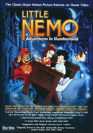 Аниме «Маленький Немо: Приключения в стране снов» (1989)