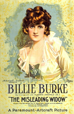 Фільм «The Misleading Widow» (1919)