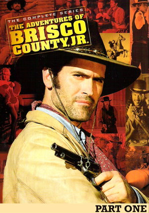 Сериал «Приключения Бриско Каунти-младшего» (1993 – 1994)