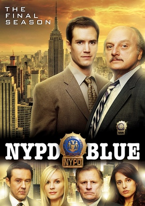 Сериал «Полиция Нью-Йорка» (1993 – 2005)