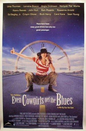 Фільм «Навіть дівчини-ковбої іноді сумують» (1993)