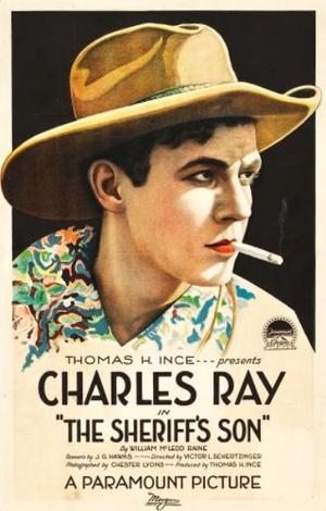 Фільм «Сын шерифа» (1919)