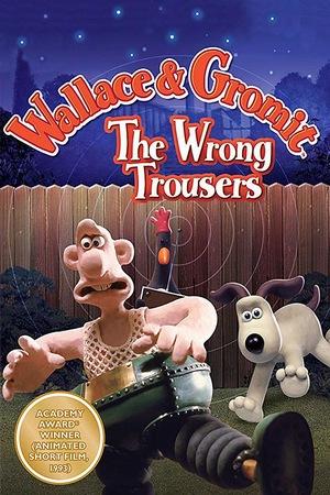 Мультфильм «Уоллес и Громит: Неправильные штаны» (1993)