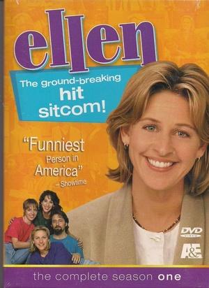 Серіал «Эллен» (1994 – 1998)