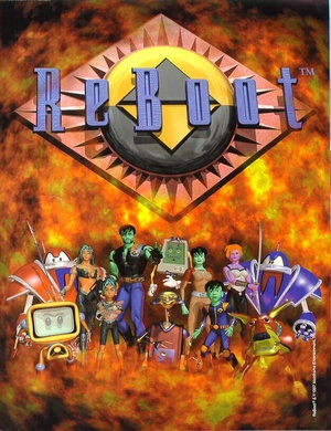 Сериал «Повторная загрузка» (1994 – 2001)