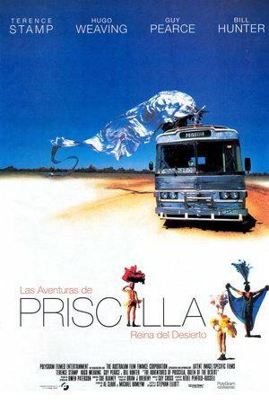 Фильм «Приключения Присциллы, королевы пустыни» (1994)