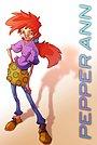 Серіал «Перчинка Енн» (1997 – 2000)
