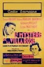 Фільм «Le mystère de la villa rose» (1929)