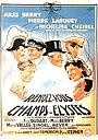 Фильм «Rendez-vous Champs-Elysées» (1937)