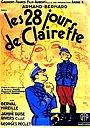 Фільм «Les vingt-huit jours de Clairette» (1933)