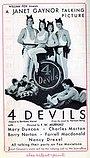 Фільм «4 дияволи» (1928)