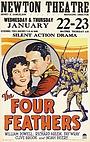 Фильм «Четыре пера» (1929)