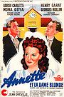Фільм «Annette et la dame blonde» (1942)