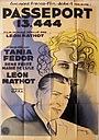 Фільм «Passeport 13.444» (1931)