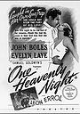 Фильм «One Heavenly Night» (1931)