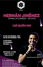 Фильм «Hernan Jimenez: ¡Así quién no!» (2015)