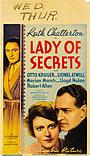 Фильм «Тайна леди» (1936)
