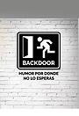 Сериал «Backdoor» (2019)