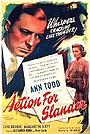 Фильм «Action for Slander» (1937)