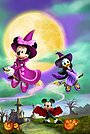 Мультфильм «Mickey's Tale of Two Witches» (2021)