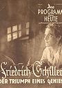 Фільм «Фридрих Шиллер – Триумф гения» (1940)