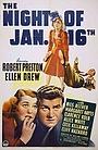 Фильм «Ночью 16-го января» (1941)