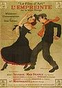 Фільм «L'empreinte ou La main rouge» (1908)