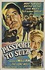 Фильм «Passport to Suez» (1943)