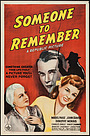 Фильм «Someone to Remember» (1943)