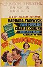 Фільм «Дочь Б.Ф.» (1948)
