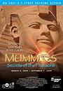 Фільм «Мумии: Секреты фараонов 3D» (2007)