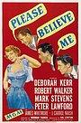 Фильм «Пожалуйста, верь мне» (1950)