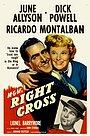 Фільм «Правый крест» (1950)