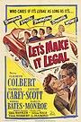 Фильм «Давай сделаем это легально» (1951)