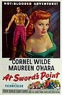 Фильм «На кончике шпаги» (1952)